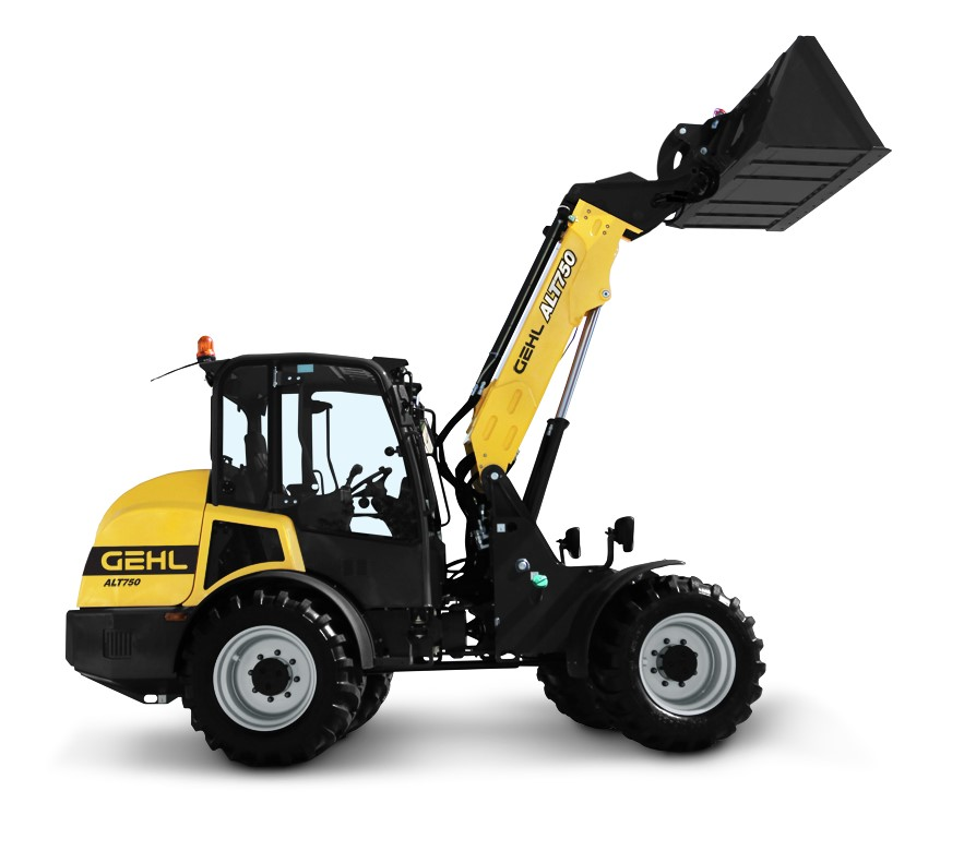 Wheel Loader 3/4 YD Telescopic