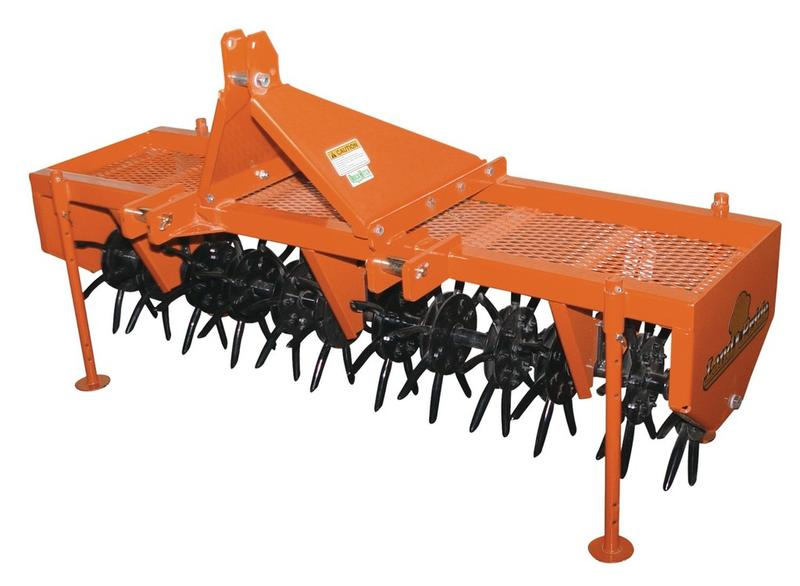 AERATOR ATTACHMENT - TRACTOR