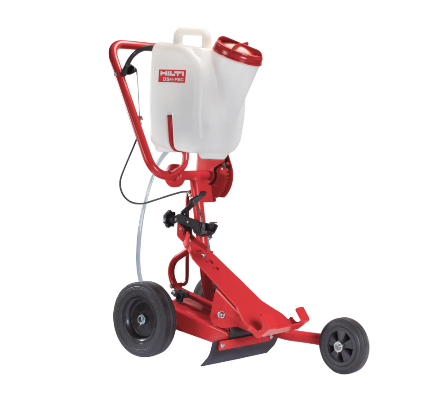HAND HELD SAW CART FOR FLOOR CUTTING - HILTI