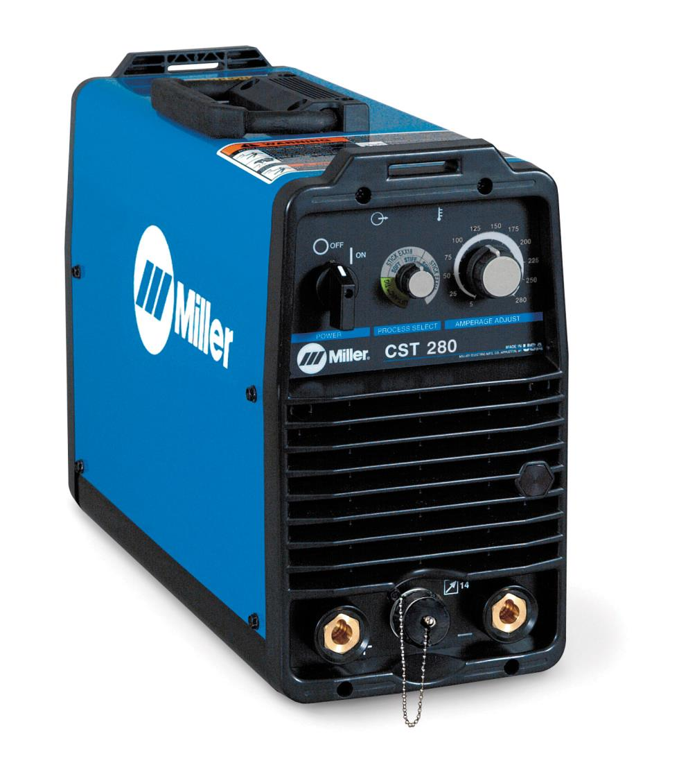 WELDER - 250 AMP - FOR BOOMLIFTS