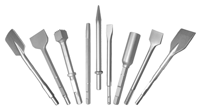 HAMMER BIT - POINT OR CHISEL - 1-1/4