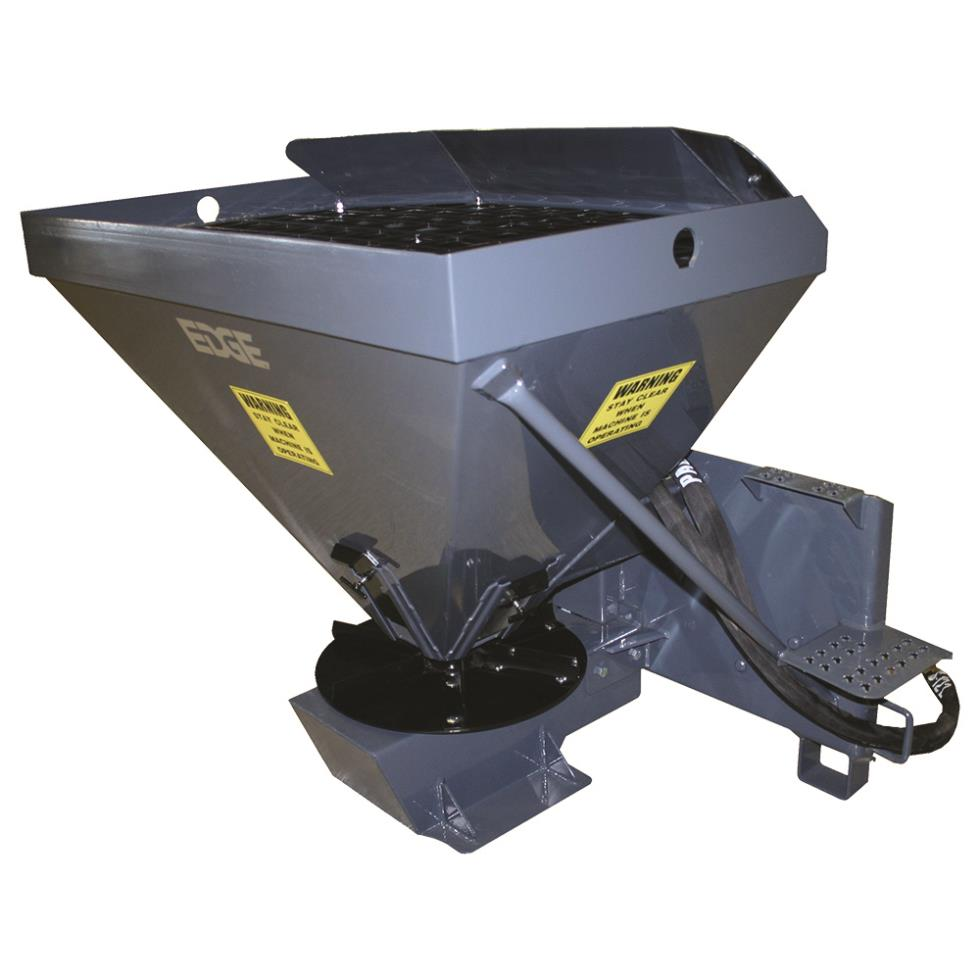 HYDRAULIC SPREADER - ATTACHMENT FOR SKID STEER