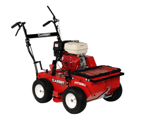 OVERSEEDER - PRO HYDRO DRIVE - 20