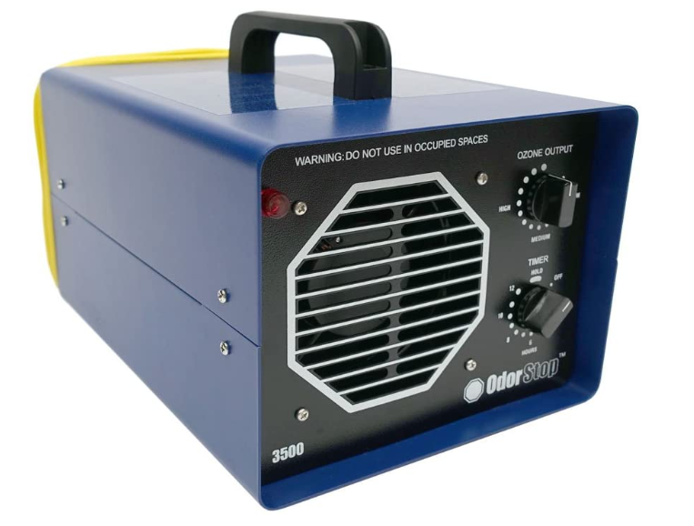 OZONE GENERATOR - 3500 SQ FT - DEODORIZING MACHINE