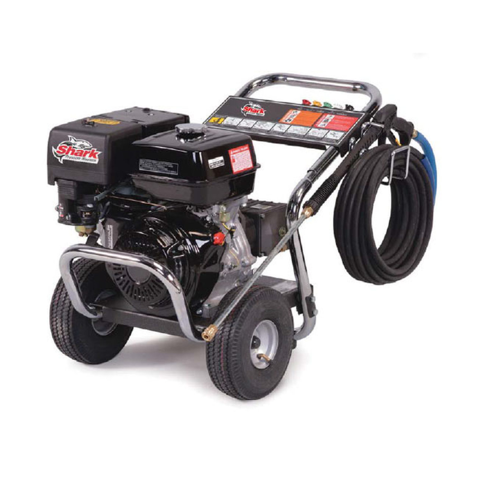 PRESSURE WASHER - 2,500 PSI COLD