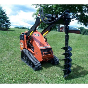 AUGER+ATTACHMENT+-+MINI+SKID+STEER